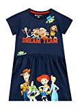 Disney Girls Toy Story Dress Blue Age 18 to 24 Months