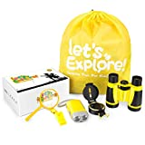 Outdoor Exploration Kit - Gifts Toys for 3-12 Years Old Boys Girls ,Adventure Explorer Toys...