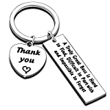 Nimteve Leaders Appreciation Gifts A Truly Great Boss is Hard to Find Keychain Retirement Gifts for...