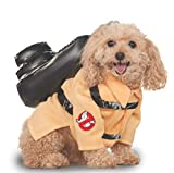 Rubie's Pet's Ghostbusters Dog Costume, Medium, Neck to Tail 15', Chest 20'
