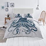 HOMMOU Duvet Cover Set,Ultra Silky Soft 4 Piece Bedding Set – Comforter Cover With Zipper Closure...