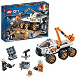 LEGO 60225 City Rover Testing Drive, Space Adventure Building Set, Mars Vehicle Toy inspired by NASA...