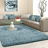 VICEROY BEDDING SHAGGY Rug Rugs Living Room Large Soft Touch 5cm Thick Pile Modern Bedroom Living...