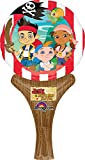 Amscan 15 x 30cm Jake and The Neverland Pirates Inflate-a-Fun Balloons