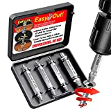 Damaged Screw Remover and Extractor Set by SKmoon,Easily Remove Stripped or Damaged Screws. Made...