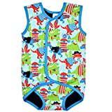 Splash About Baby Wrap Wetsuit, Dino Pirates, 6-18 Months
