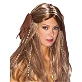 Rubie's Official Pirate Wench Wig, Adult Costume - One Size