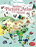 Sticker Picture Atlas of the World: 1