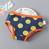 Bayrick girl knickers 9-14 years3-pack girls' cotton children's underwear, polka dot shorts, big...