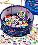 Jaques of London Magnetic Fishing Game | Quality Wooden Toys | Amazing Fishing Game | Perfect...