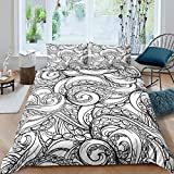 Octopus Tentacle Bedding Set for Kids Boys Teens Marine Ocean Nautical Comforter Cover Sea Animal...