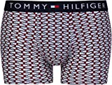 Tommy Hilfiger - Boxer Tommy with Flag Pattern (Grey, Large)
