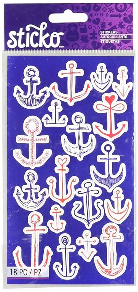 Anchor Stickers