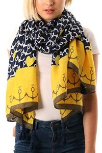anchor scarf