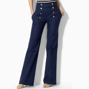 nautical sailor pants