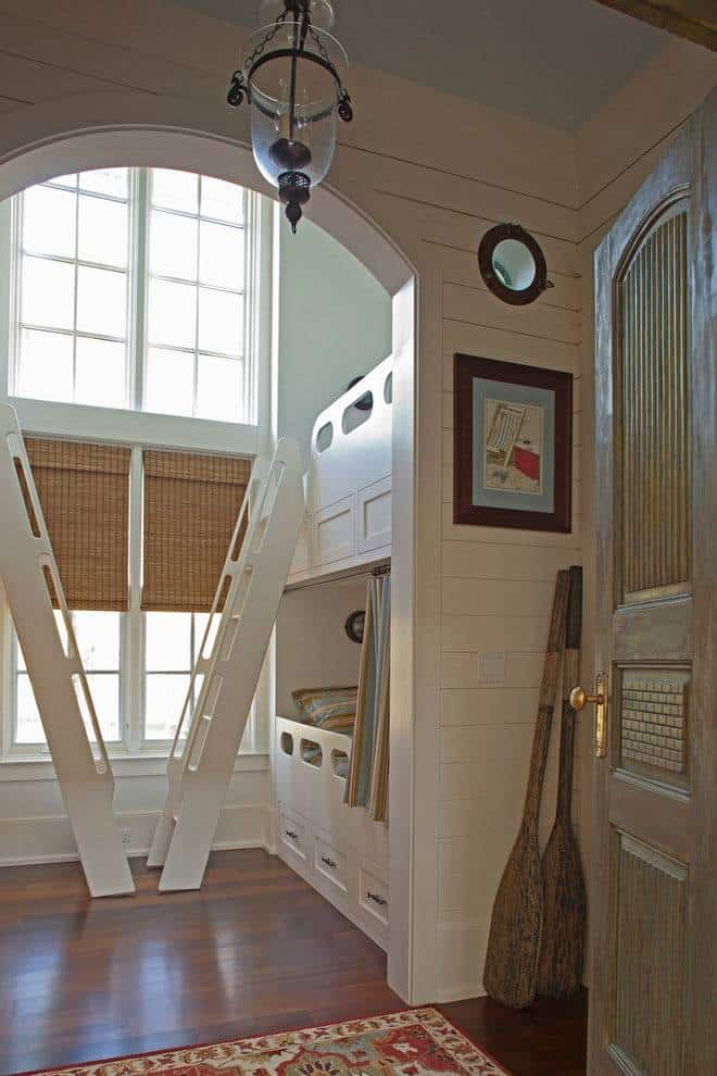 Sailor style for children's rooms 8