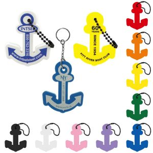 Anchor Keychain Float