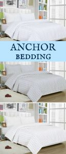 Bedding With Small Nautical Themed