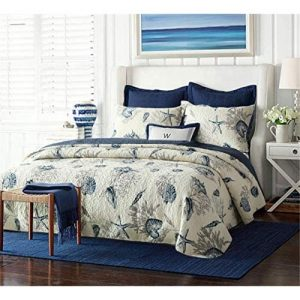 Blue Nautical Bedding Full
