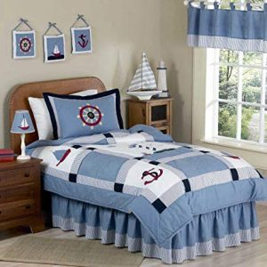 Come Sail Away Nautical Bedding