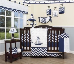 Geenny Nautical Bedding