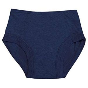 Girls Navy Underwear