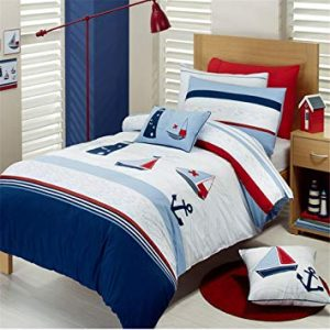 Kids Nautical Twin Bedding
