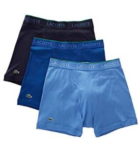 Lacoste Boxer Briefs Navy
