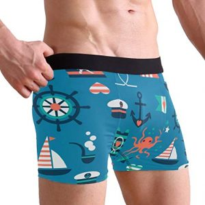 Mens Nautical Underwear