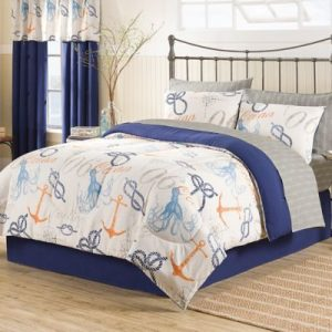 Nautical Bedding And Bath