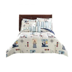Nautical Bedding Bed In A Bag Twin