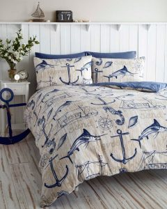 Nautical Bedding For Boats