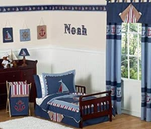 Nautical Bedding For Toddlers