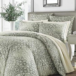 Nautical Bedding Green