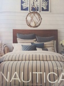 Nautical Bedroom Bedding