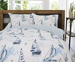Nautical Blue Bedding