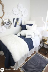 Nautical College Dorm Bedding