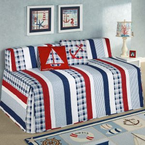 Nautical Daybed Bedding
