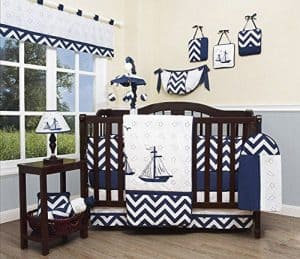 Nautical Design Baby Bedding