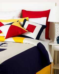 Nautical Flag Bedding