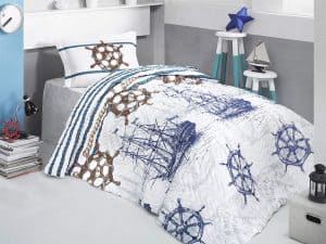 Nautical Full Size Bedding Set