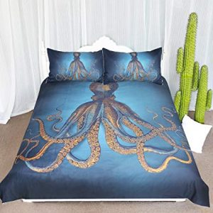Nautical Gold And Green Bedding