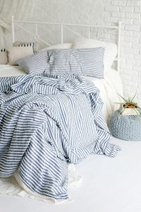 Nautical Linen Bedding
