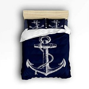 Nautical Navy Bedding