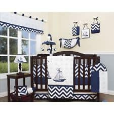 Nautical Nursery Bedding Boy