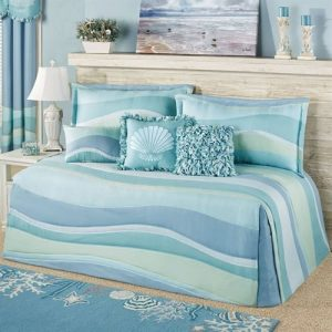 Nautical Ocean Theamed Daybed Bedding