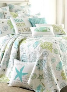 Nautical Ocen Bedding