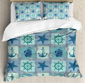 Nautical Rope Ship Bedding