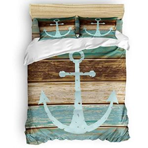 Nautical Rustic Bedding