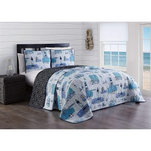 Nautical Sailboat Bedding
